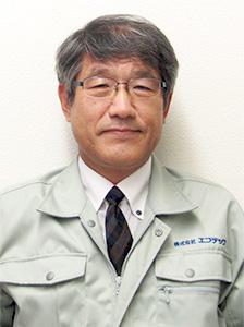 代表取締役:藤原和広 近影